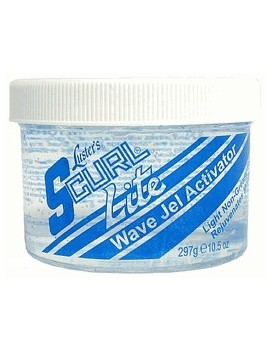 Gel Activateur de Boucles Light - LUSTER'S SCURL