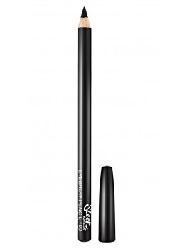 Crayon pour sourcils Eyebrow Pencil Black - Sleek Make Up