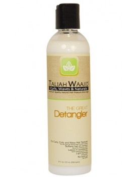 The Great Detangler Taliah Waajid Black Earth Products