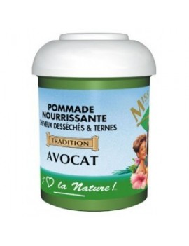 Pommade Nourrissante Avocat 662-1756 de MISS ANTILLES INTERNATIONAL