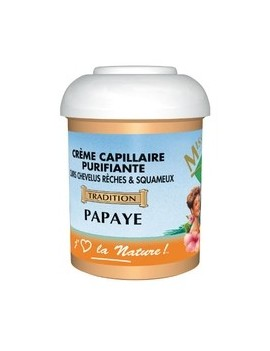 Crème Purifiante Papaye - MISS ANTILLES INTERNATIONAL