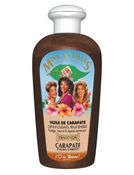 Huile de Carapate - Miss Antilles