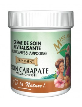 Masque Revitalisant Carapate  - MISS ANTILLES INTERNATIONAL