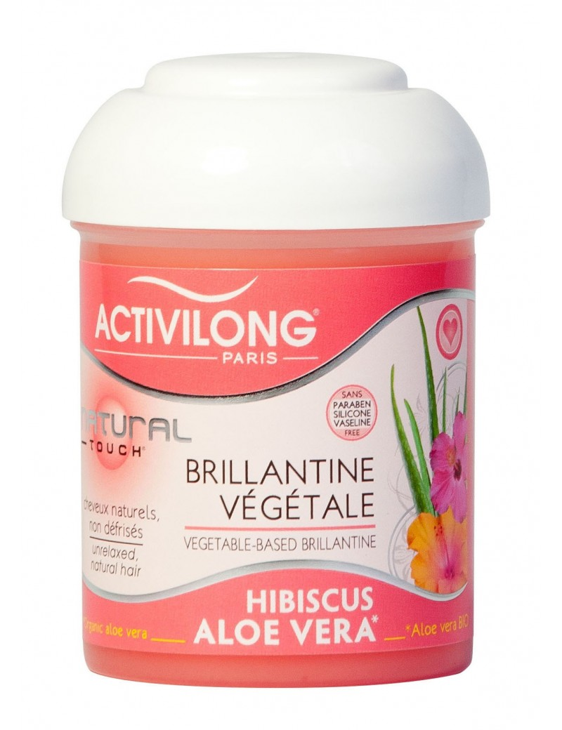 Brillantine Végétale Natural Touch de ACTIVILONG NATURAL TOUCH