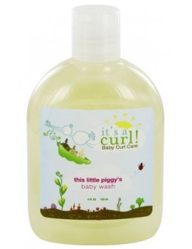 Gel Lavant Bio Little Piggy's  - CURLY Q'S For Kids