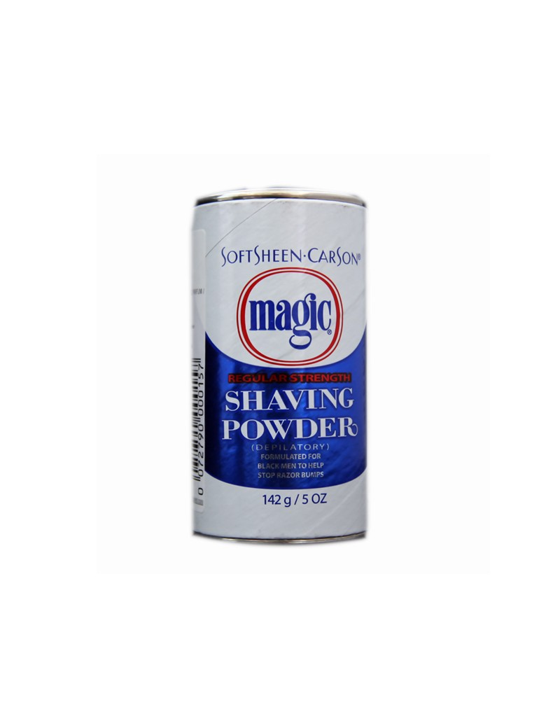 Poudre de rasage Peau normale de MAGIC SHAVING POWDER - SOFTSHEEN CARSON