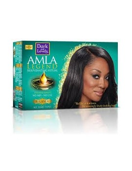 Kit Défrisant Amla Oil - DARK AND LOVELY AMLA LEGEND