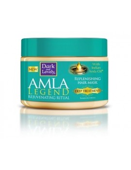 Masque Repulpant et Régénérant Amla Oil  - DARK AND LOVELY AMLA LEGEND