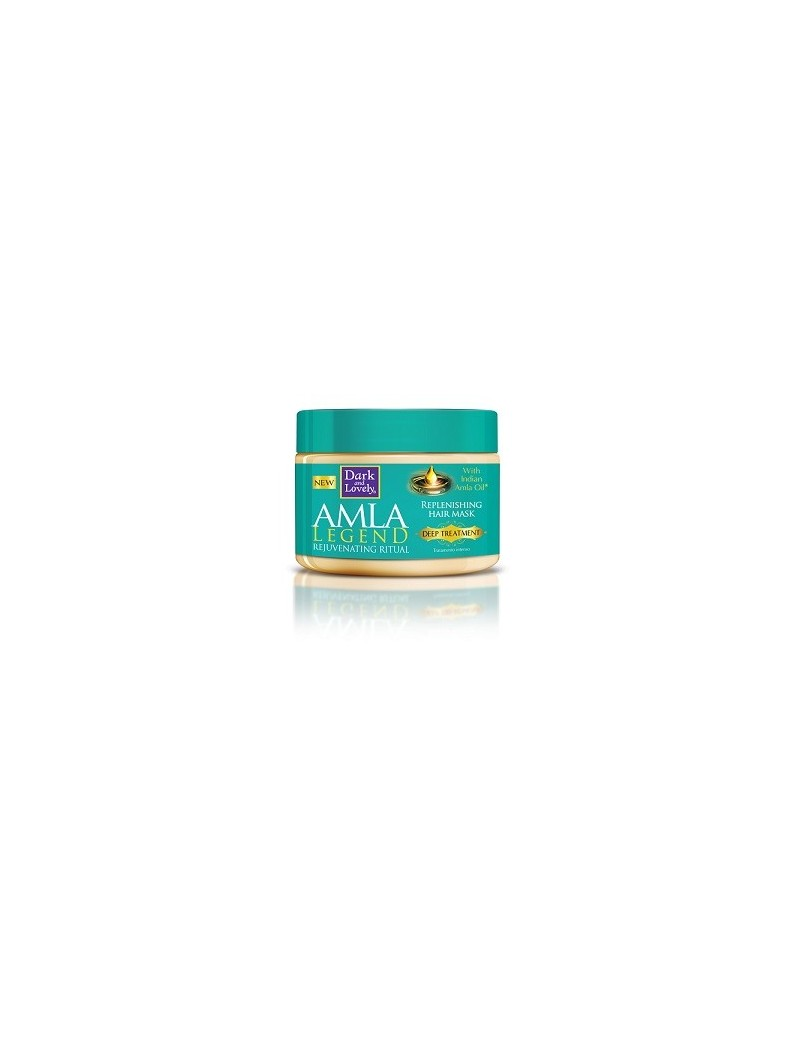 Masque Repulpant et Régénérant Amla Oil  de DARK AND LOVELY AMLA LEGEND