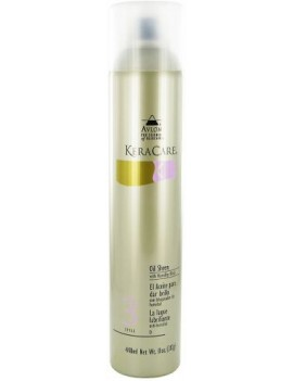 Laque Oil Sheen Anti-Humidité  - KERACARE