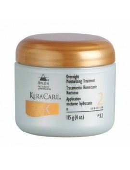 Soin de Nuit Hydratant Overnight - KERACARE | KERACARE NATURAL TEXTURES