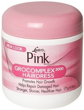 Crème Coiffante GroComplex - LUSTER'S PINK