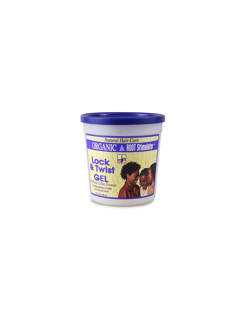 Gel pour Locks et Twists de ORGANIC ROOT STIMULATOR