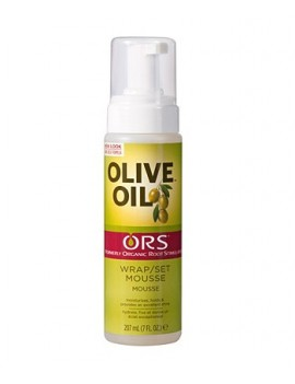 Mousse coiffante Olive Oil - ORGANIC ROOT STIMULATOR