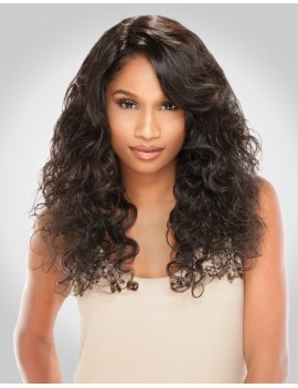 Lace Wig Brazilian Natural Curly - Sensationnel