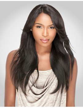 Lace Wig Brazilian Natural Straight - Sensationnel