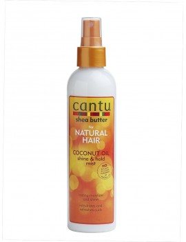 Spray Coconut Oil Shine Hold Mist CANTU 249ml