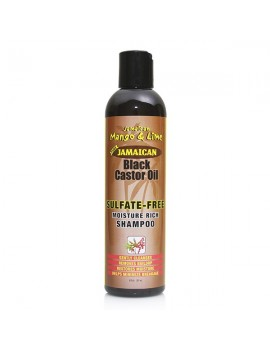 Shampoing sans sulfate hydratant Jamaican Mango & Lime 237ml