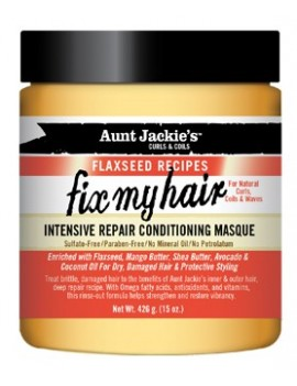 Fix my hair masque revitalisant intensif - Aunt Jackie's