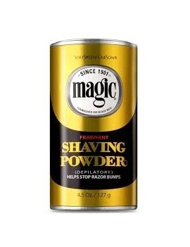 Poudre de rasage Parfumée 241-5077 de MAGIC SHAVING POWDER - SOFTSHEEN CARSON