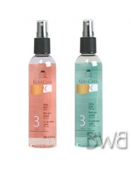 Spray coiffant Styling Spritz - KERACARE