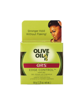Gel Edge Control Olive Oil - ORGANIC ROOT STIMULATOR