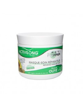 Masque Soin réparateur Olive Avocat - ACTIVILONG ACTIREPAIR