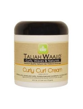 Curly Curl Cream taliah Waajid 177ml