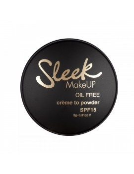 Crème to Powder Foundation 999-6014 de Sleek MakeUP
