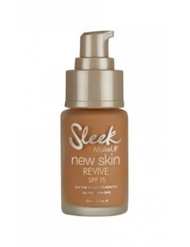 New Skin Revive Foundation 1017-6020 de Sleek MakeUP