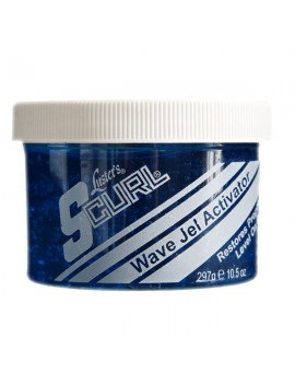 wave gel activator scurl bleu