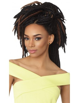 "Mèche Faux Locs 18"" 1866-6114 de Sensationnel"