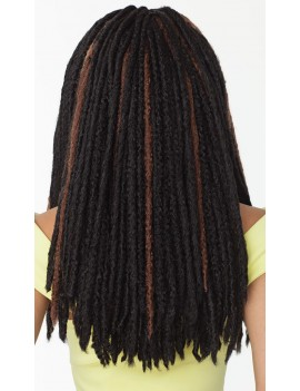 "Mèche Faux Locs 18"" 1866-6116 de Sensationnel"