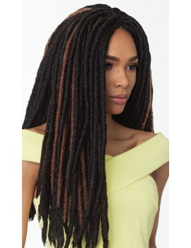 "Mèche Faux Locs 18"" 1866-6117 de Sensationnel"