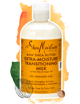 Lait transition ultra hydratant - SHEA MOISTURE