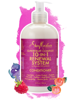 Conditioner Revitalisant et Antioxydant Superfruit Complex - SHEA MOISTURE