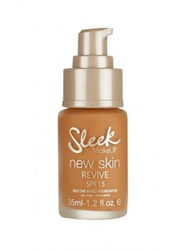 New Skin Revive Foundation 1017-6300 de Sleek MakeUP
