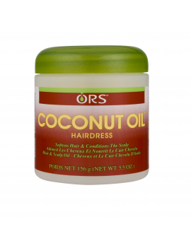 Crème Coconut Oil - ORGANIC ROOT STIMULATOR