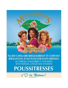 Ampoules Poussitresses  - MISS ANTILLES INTERNATIONAL