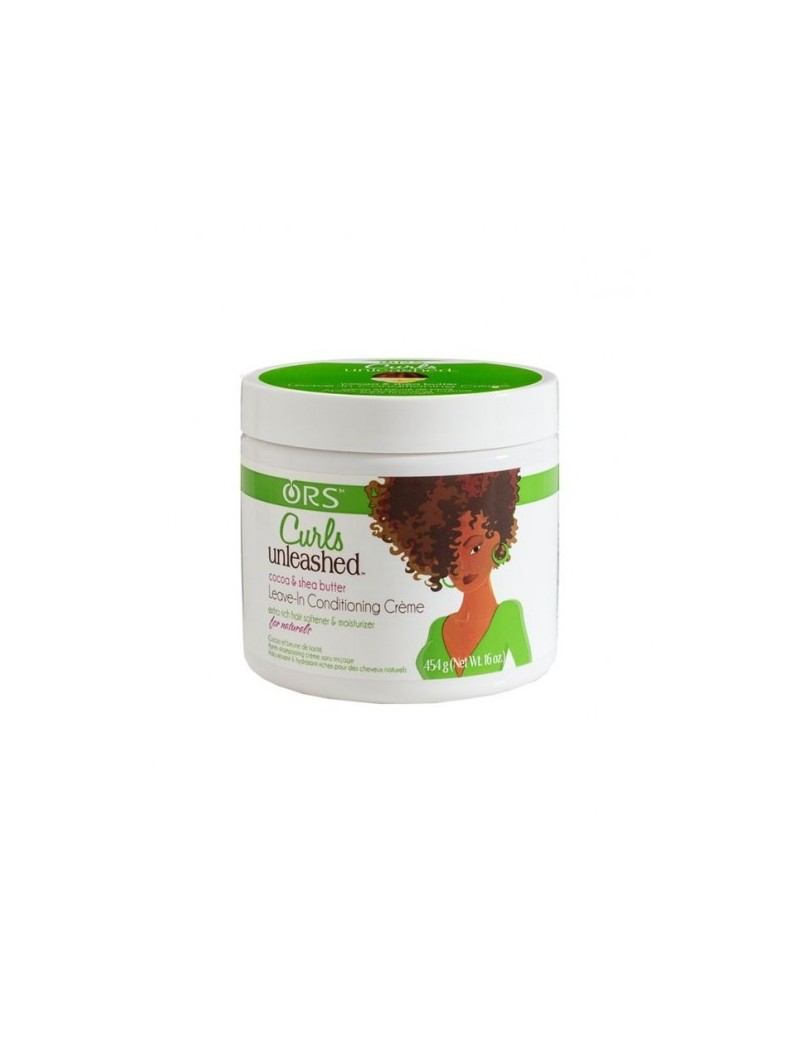 Leave in conditioning crème de CURLS UNLEASHED ORS