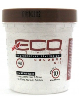 Gel Eco Styler Coconut Oil 473ml