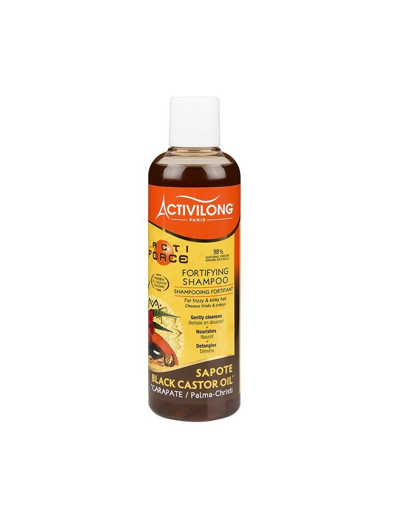 Shampoing fortifiant ACTIFORCE de ACTIVILONG ACTIFORCE
