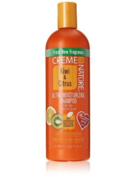 Shampoing ultra hydratant kiwi citron - CREME OF NATURE