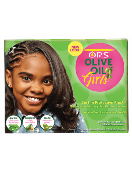 Kit défrisant Olive Oil Girls ORS - ORGANIC ROOT STIMULATOR