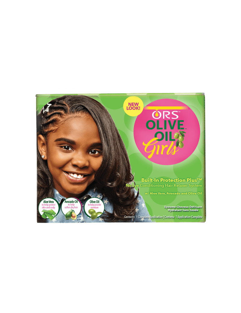 Kit défrisant Olive Oil Girls ORS de ORGANIC ROOT STIMULATOR