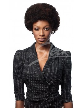 Perruque Afro 100% naturelle Sleek hair