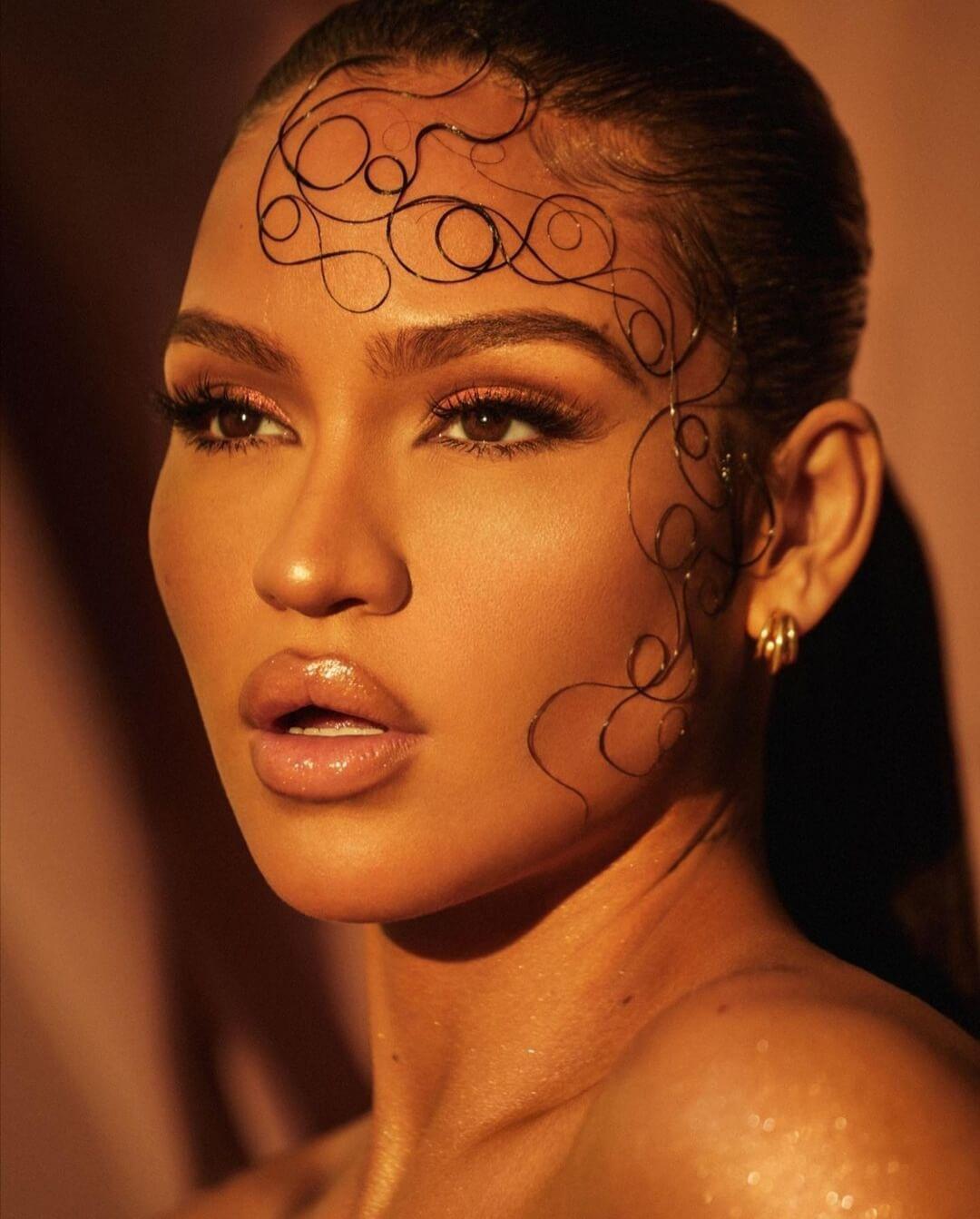 Makeup - maquillage - Cassie