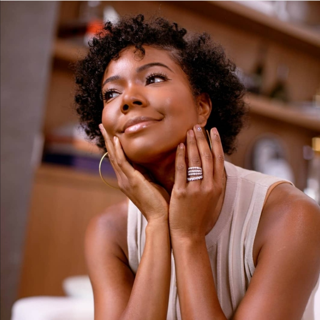 Makeup - maquillage - Gabrielle Union