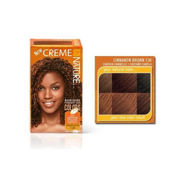 Cinnamon Brown 7.34