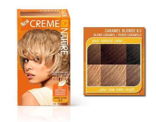Caramel Blonde 8.3